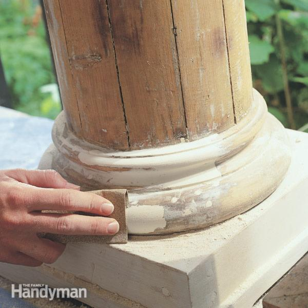 How to Repair Rotten Wood the Easy Way!2