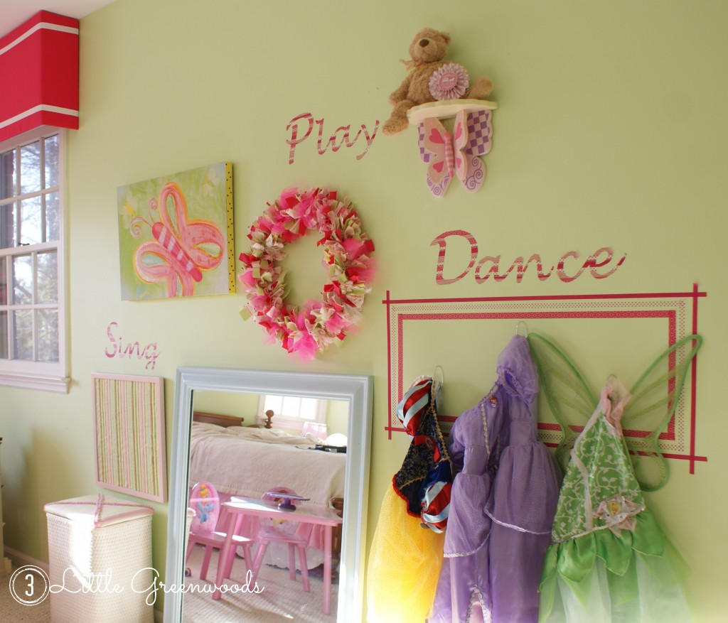 Budget Decorating: How to Make Your Own Customized Wall Decals Using Washi Tape!7