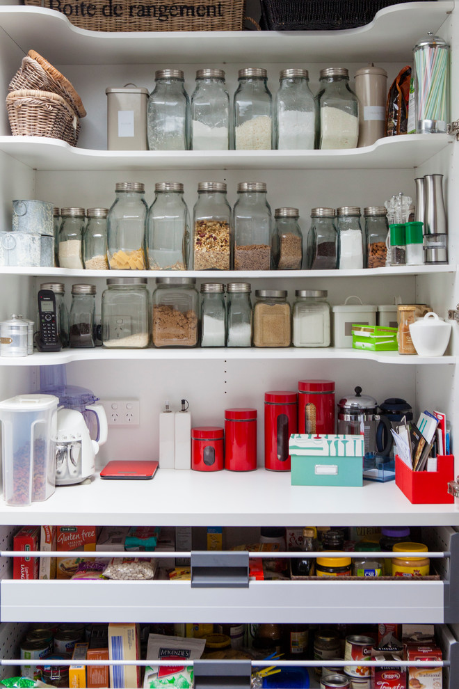 organized pantry ideas