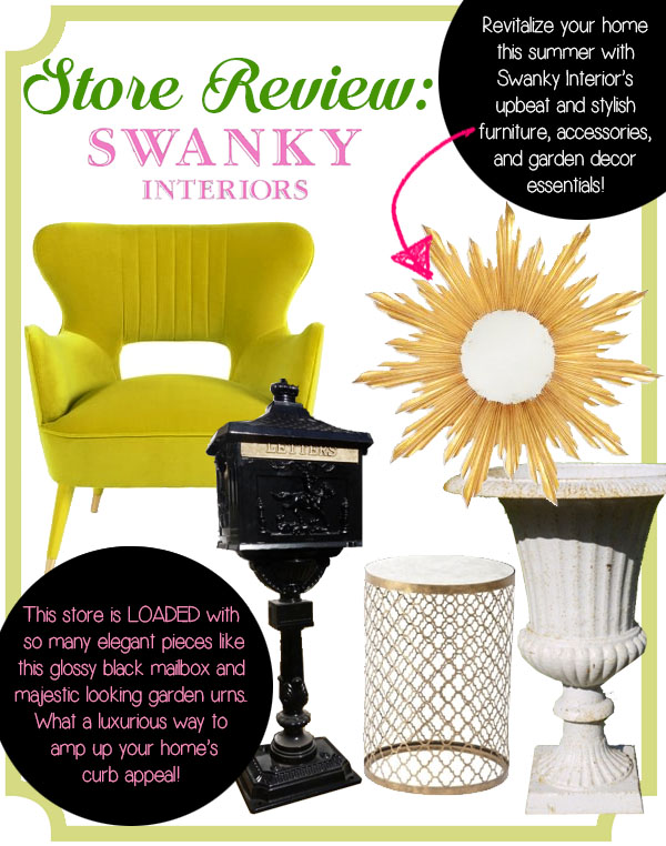 3 swanky interiors furniture london store review