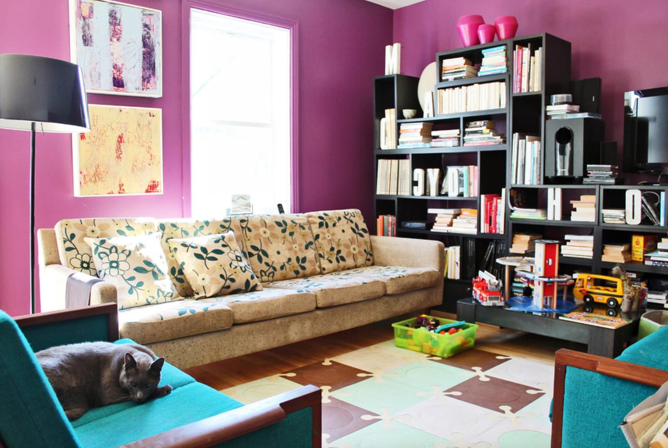 glamorous kid child friendly living room decorating ideas