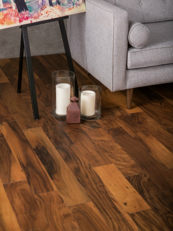 New In Design Gohaus Acacia Hardwood Flooring Is All The Rage