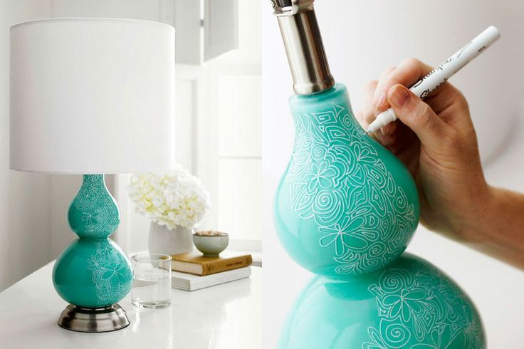 lamp diy decor ideas