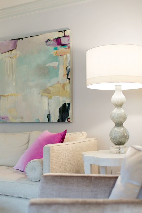 ambient lighting for the living room decorating ideas