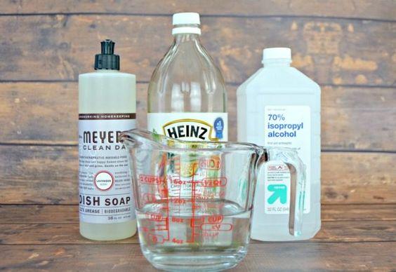 cleaning wood floors vinegar diy ideas