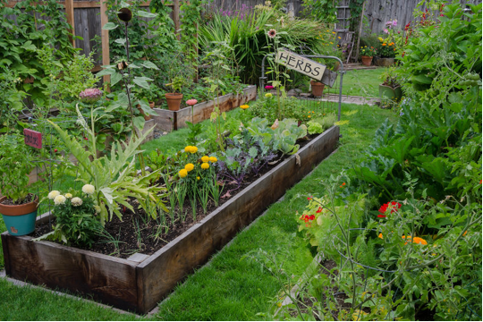 creating a picture perfect garden ideas