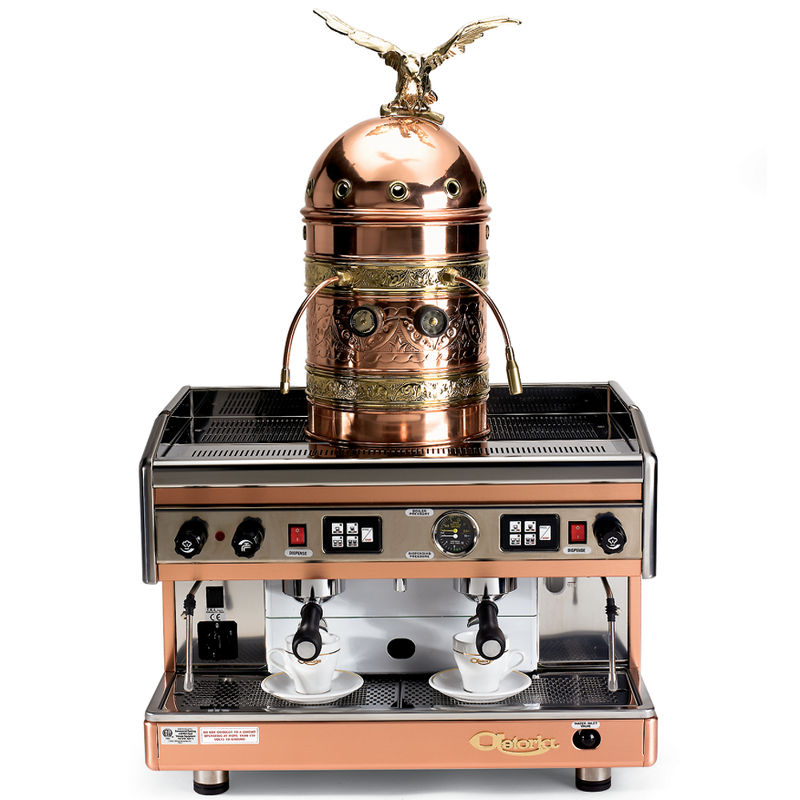 The Epic History Of The Espresso Machine Is Too Interesting