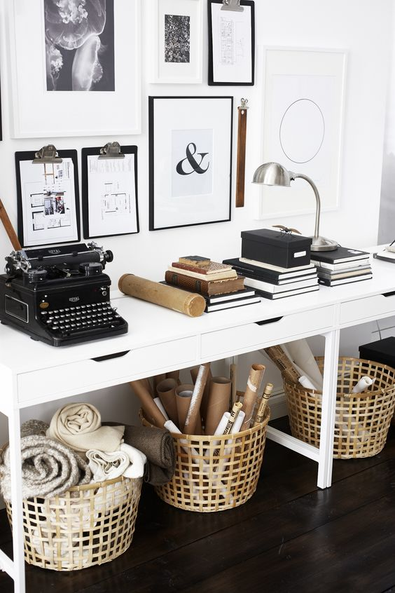 ikea home office decorating organizing ideas how to