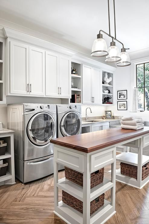 7 Worst Flooring Decisions You Can Make for Your Home ... on Laundry Decor Ideas  id=75813