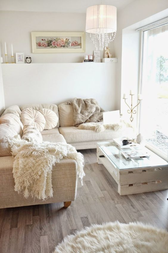 beige home decorating ideas washed out neutral