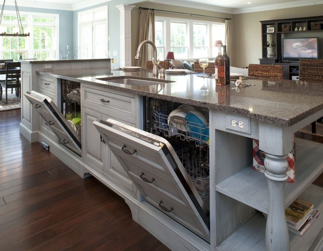 dishwasher kitchen island ideas how to hide conceal