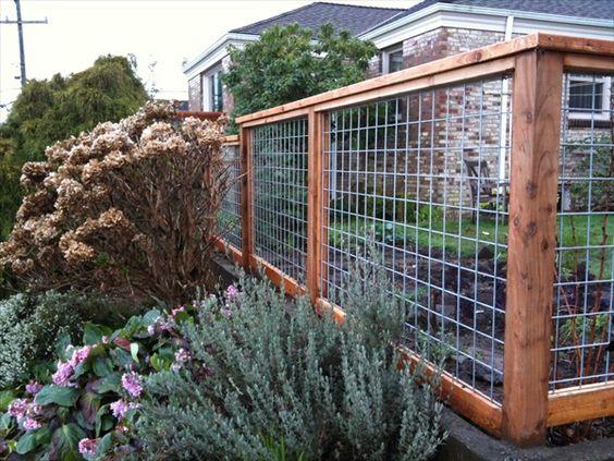 easy diy fence privacy ideas