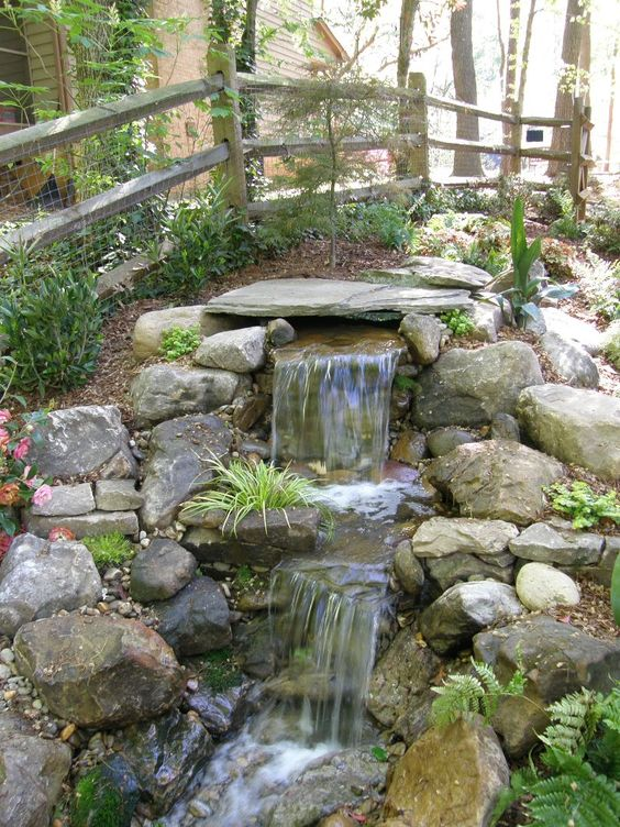 make an easy pond diy projects ideas
