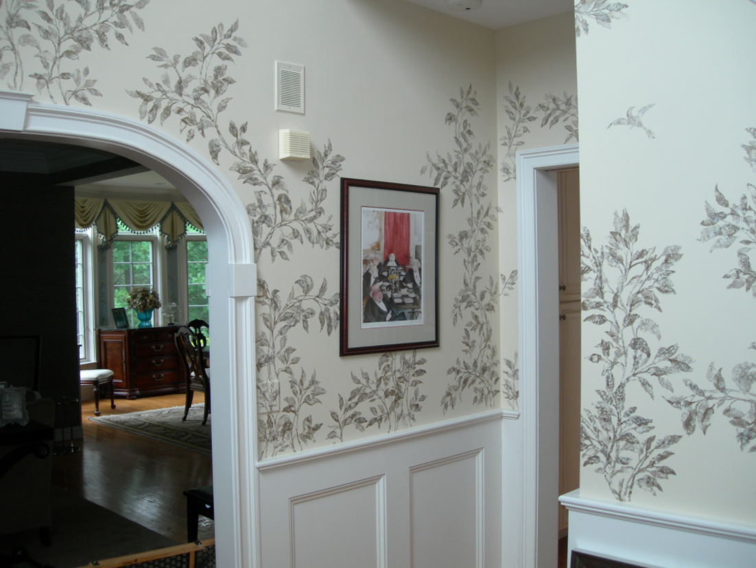 wall painting techniques ideas decorating