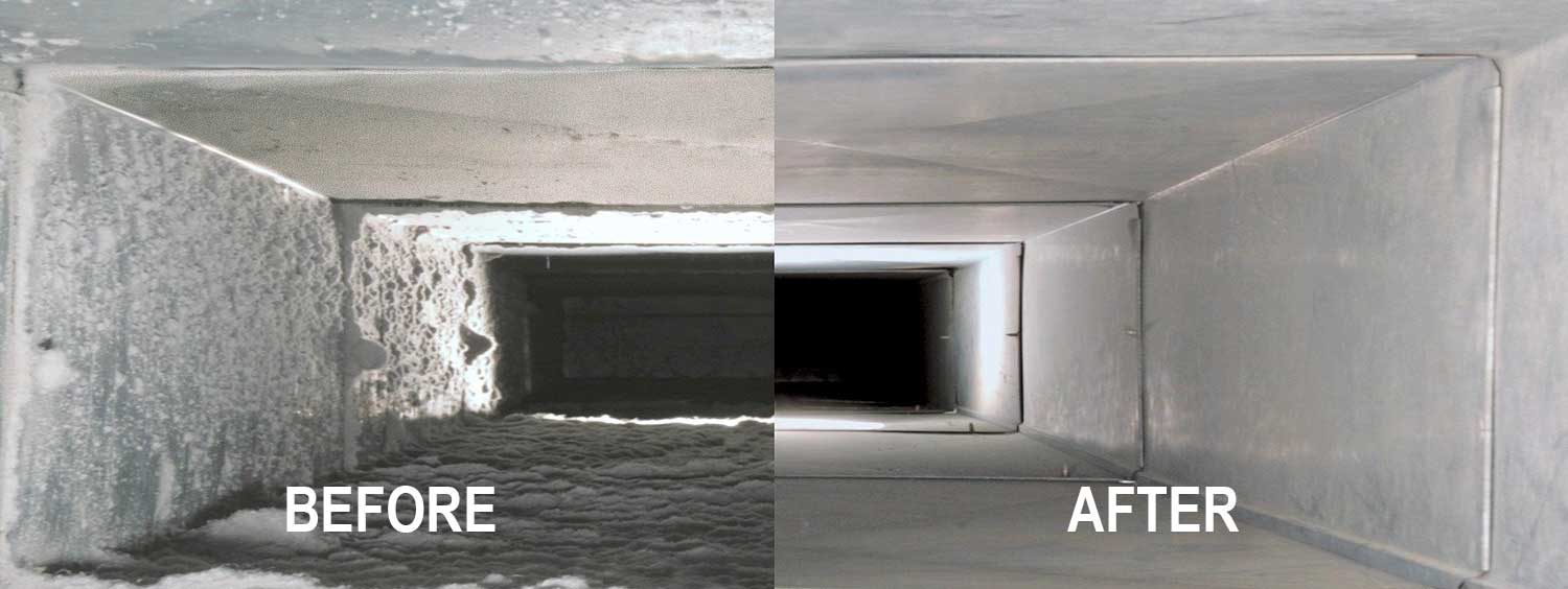 air duct cleaning improving your home's air quality