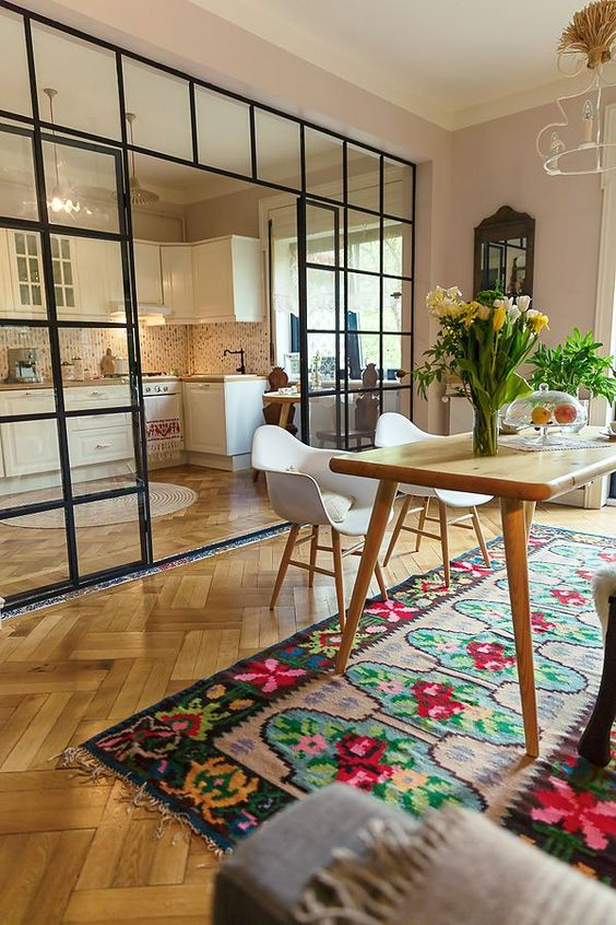 kitchen living room decor