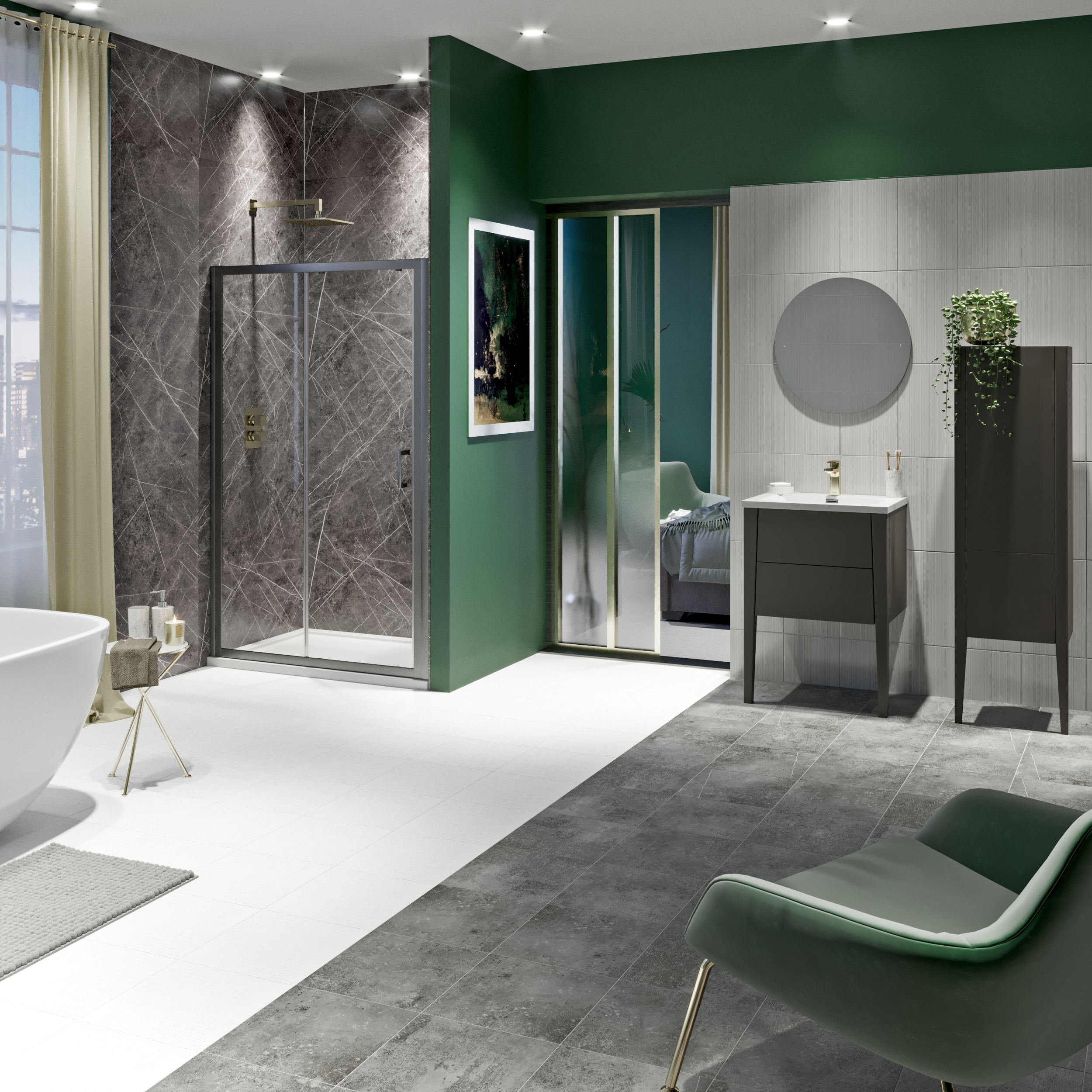 Top Tips For Painting Your Bathroom Better Housekeeper