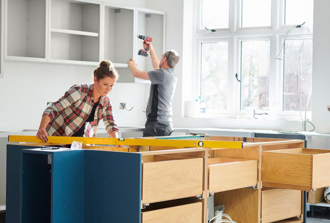 How To Stay On Schedule With Home Improvement Projects