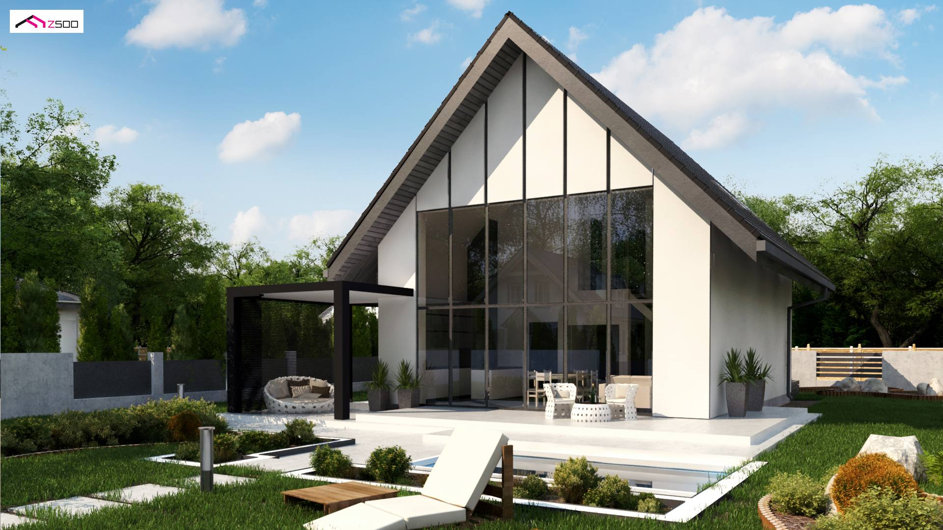 Build Your Own Custom Modern Home with Costerion Home Builders ...