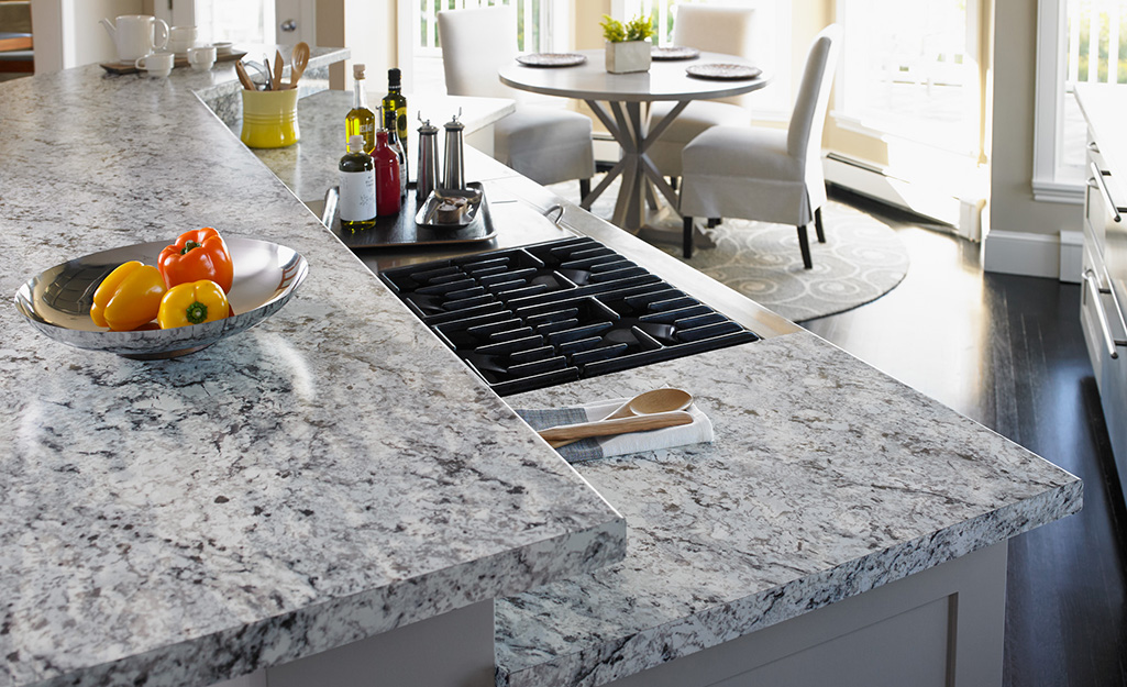 Scratching The Surface On Kitchen Countertops Better Housekeeper