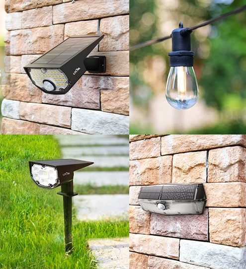 Litom The Best Outdoor Solar Lights, What Are The Best Rated Outdoor Solar Lights